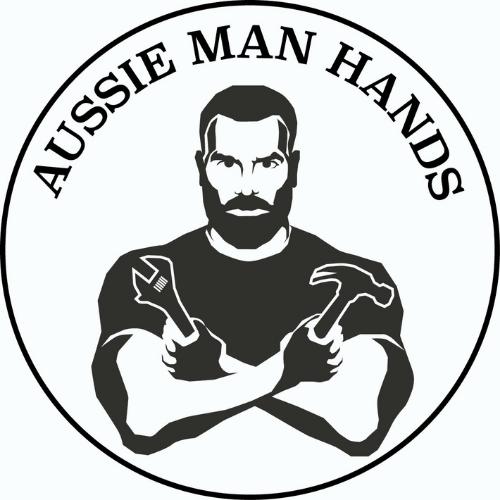 Aussie Man Hands
